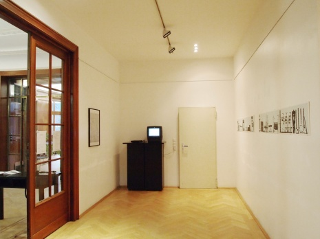Situer Tracer / Exhibition view / 2013