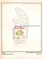 Deterritorialization (sheet 2) / 50x70cm / 2014 / drawing on paper – dessin sur papier