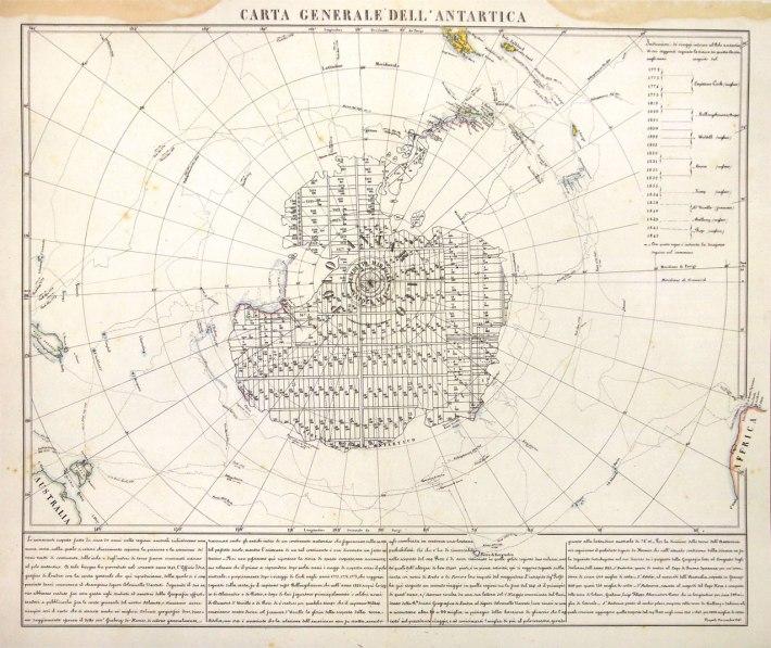 appropriation antartica