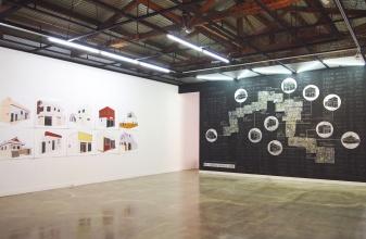 405 – Daegu Survey (solo exhibition) ● 2016. 6. 15 – 2016. 6. 24 ● Gachang Art Studio, Daegu