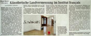 weserkurier24-4-2013if-bremen-situer-tracer